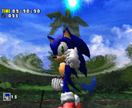 Chaos 4 DX Sonic 11