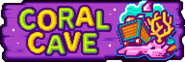 Coral Cave Logo