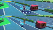 Mario & Sonic at the Rio 2016 Olympic Games - Amy VS Daisy Triple Jump