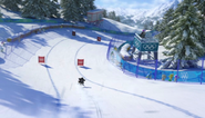 Mario Sonic Olympic Winter Games Opening 22