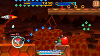 Snail Blaster Runners gameplay