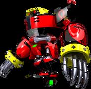 Sonic Heroes E-123 Omega