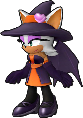File:Sonic Runners Halloween Rouge model.png