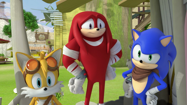 File:TMAMB Tails Knuckles and Sonic.png