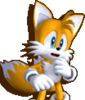 Tails (Sonic Colors World Map 3)