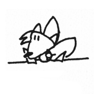 Tails Sketch 2