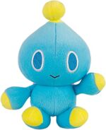 Tomy Collector Series Modern plush Chao