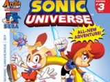 Archie Sonic Universe Issue 97
