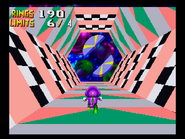 Chaotix special stage5