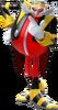 Eggman Nega Mario Sonic Rio