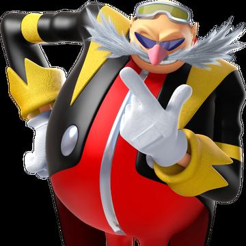 Doctor Eggman Nega Sonic News Network Fandom
