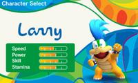 Mario Sonic Rio 3DS Stats 38