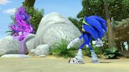 S1E44 Metal Sonic electrocuted 2