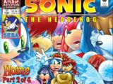 Archie Sonic the Hedgehog Issue 131
