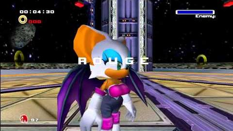 Sonic Adventure 2 Rouge the Bat 1080 HD
