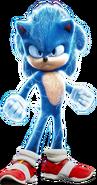 Sonic Film Sonic Artwork 17