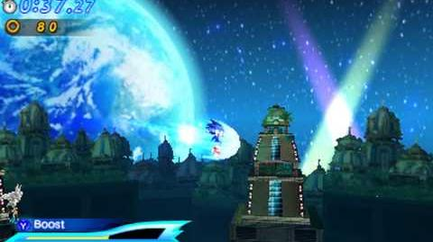 Video - Sonic Generations 3DS - Silver | Sonic News Network