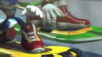 Sonic Riders Trailer (Playstation 2) (XBOX) (Nintendo GameCube) (Windows)