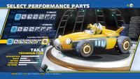Tails Legendary Pulse Wheels