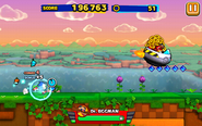 Windy Hill (Sonic Runners) - Screenshot 5