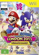 London2012 Wii AU cover