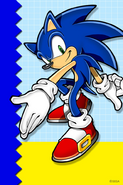 Sonic20th Wallpaper 4