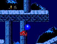 Sonic Blast Octopus Badnik