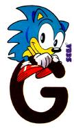 Alphabet Sonic 6