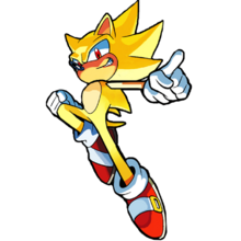 Archie super sonic complete