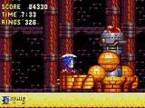Egg Golem (Sonic & Knuckles)
