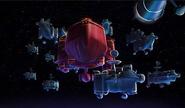Eggman space armada koncept 2