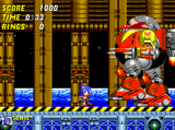 Death Egg Robot (Sonic the Hedgehog 2)