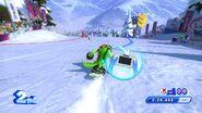 MS Sochi 2014 - Snowboard Cross Vector