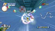 Mario Sonic Olympic Winter Games Gameplay 227