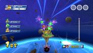 Mario Sonic Olympic Winter Games Gameplay 247