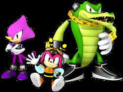 SR Team Chaotix
