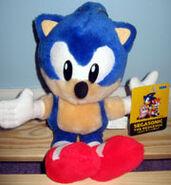 SegaSonic Rocky Sonic