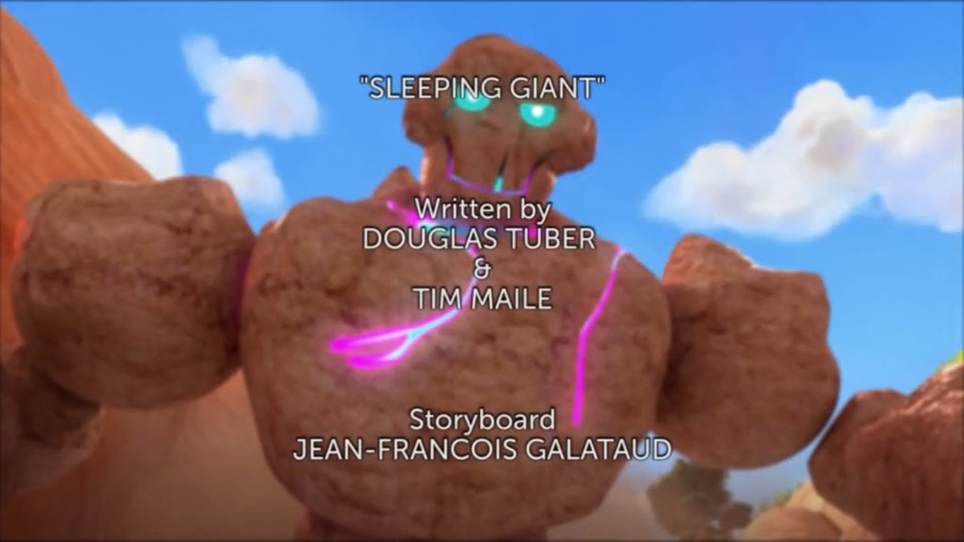Sleeping Giant title card