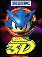 Sonic3D PC UK Box
