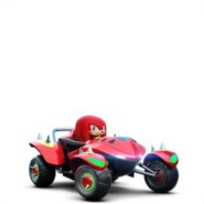 SonicRacing Knuckles Alt