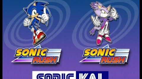 Sonic Rush Music Jeh Jeh Rocket (blaze)