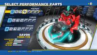 Zavok Beast Engine Front