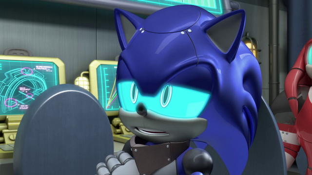 File:Cyborg Sonic arms crossed.png