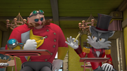 Eggman and T.W Barker