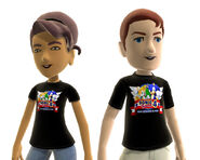 S4EII XBLA Avatars Shirts