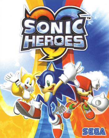 Sonic Heroes | Sonic News Network | FANDOM powered by Wikia