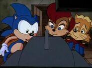 SatAM Sonic Boom 1
