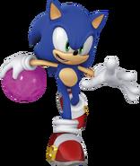 Sega Prize Zone Sonic bowling