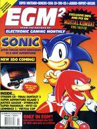 Sonic3ElectronicGamingMonthlyCover