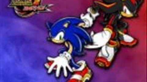 Sonic Adventure 2 - A Ghost's Pumpkin Soup